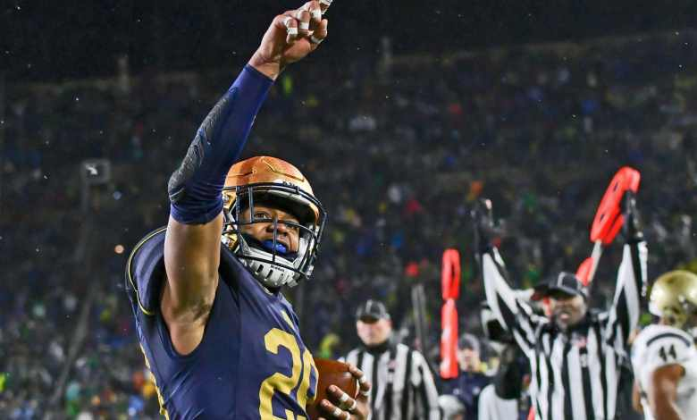 Kevin Stepherson - Notre Dame WR