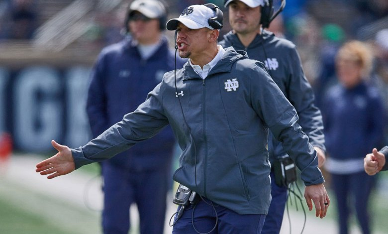 Notre Dame Football Moves On At Running Back Expands Its Board Uhnd Com