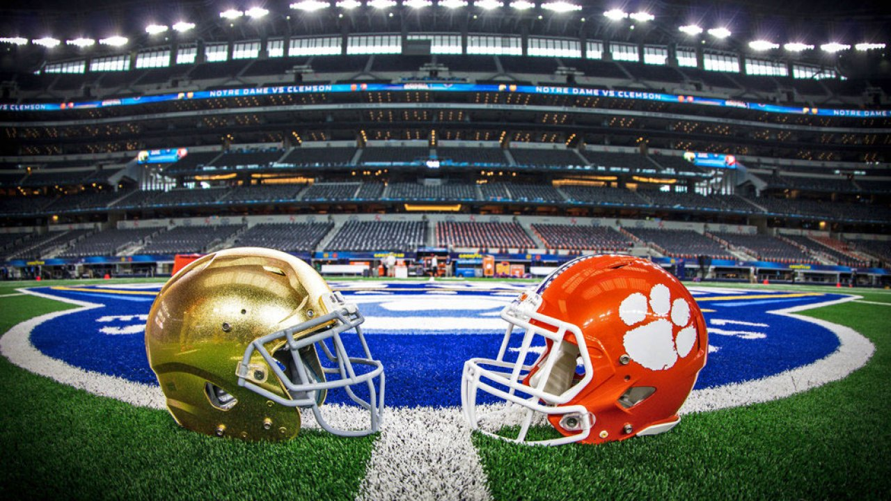 Notre Dame Football Primer Irish Face Clemson In The Game Of The Year Uhnd Com
