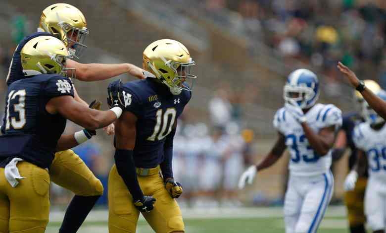 5 Things I Liked in Notre Dame's Sloppier Than Normal ...