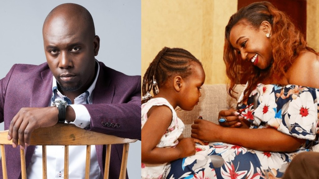 Dennis Okari Respond to Betty Kyalo's Claims That He's a Deadbeat Dad