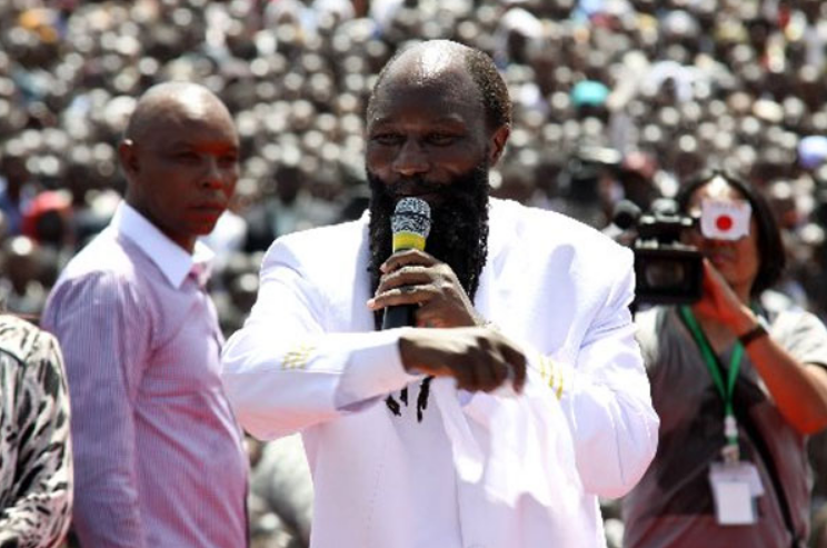 I Went to Heaven and Anointed Jesus' Seat - Prophet Owuor