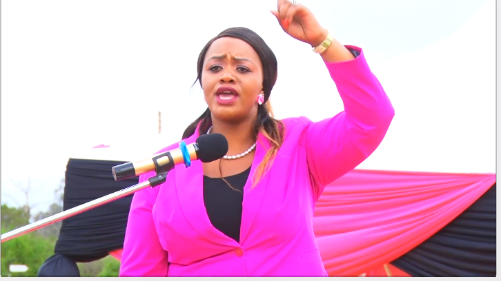 Be Second Wives and Avoid Being Single Mothers, Female Politician Advises Women