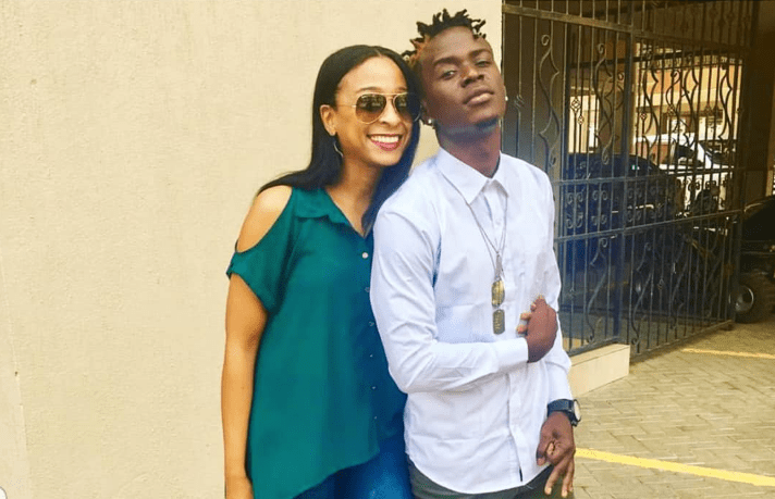 Willy Paul Begging Alaine After She Blocked Him Beacuse of Nandy