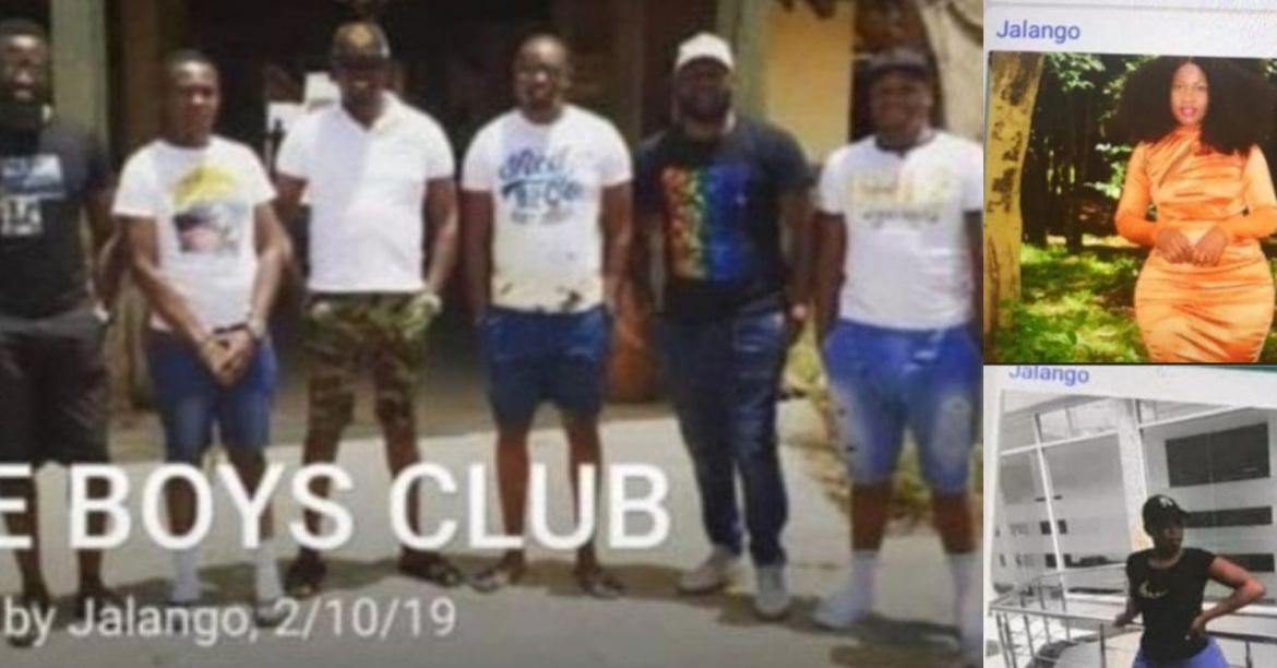 Jalang'o's controversial Boys Club WhatsApp Group