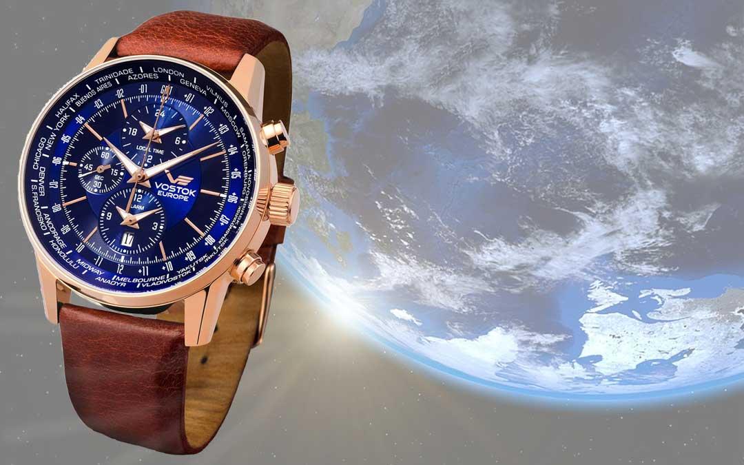 Vostok Europe YM26-5609256 Armbanduhr