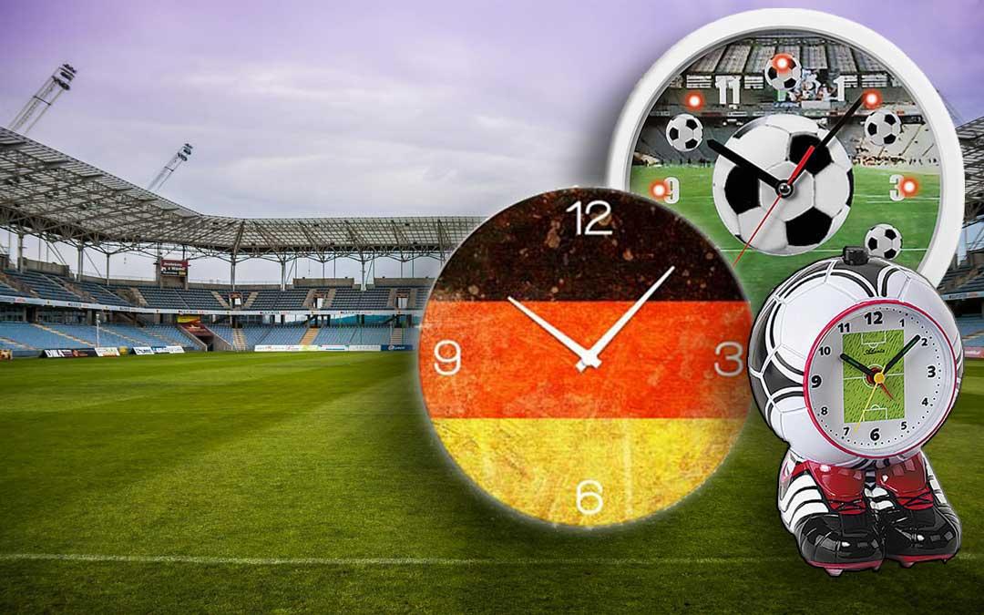 Fußballuhren