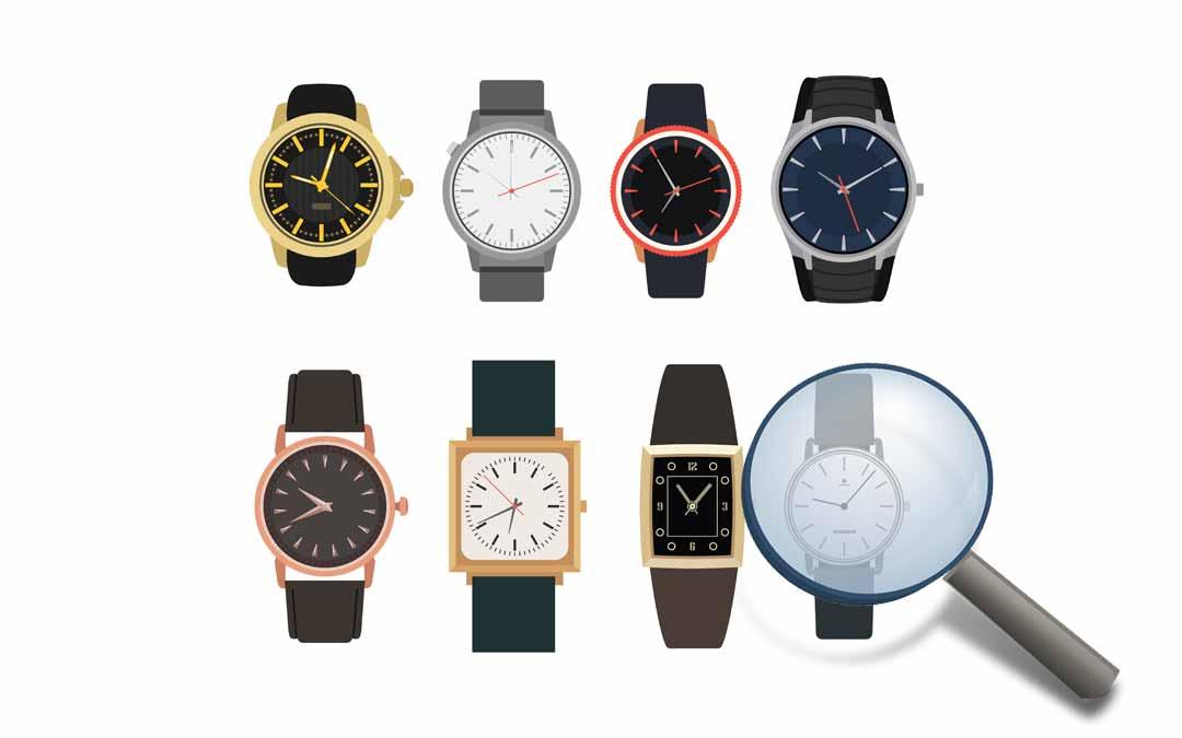 Verschiedene Uhrengläser und Ihre Vorteile