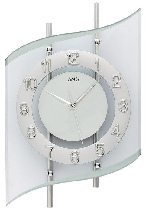 AMS Wanduhren 5506