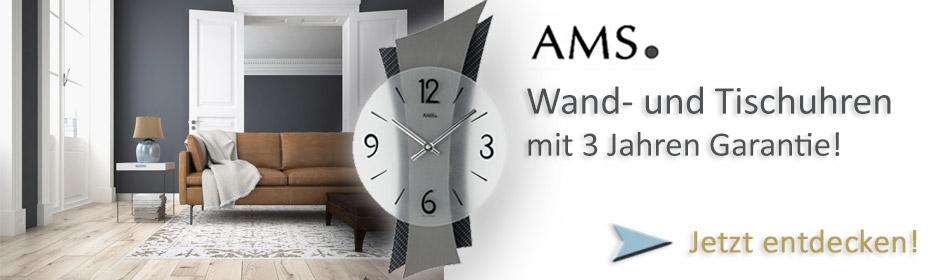 AMS-Wohnraumuhren