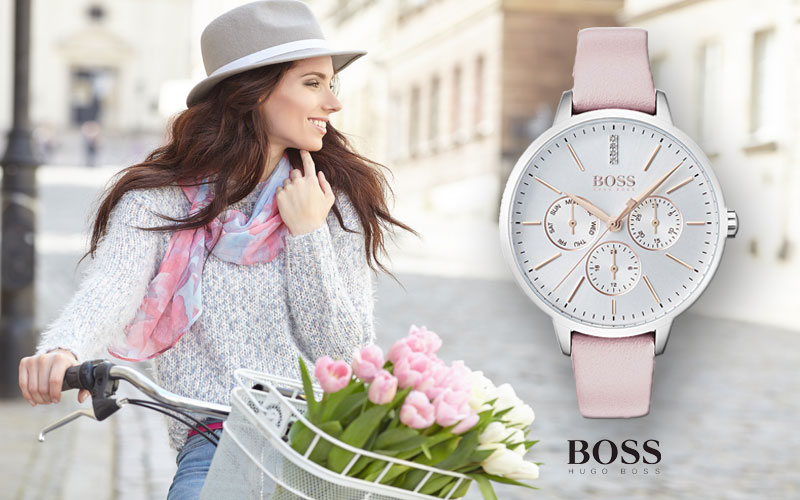 Boss 1502419 in sommerlichem Rosa!