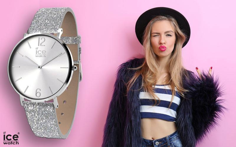 Die Ice Watch 015086 für Teenies!