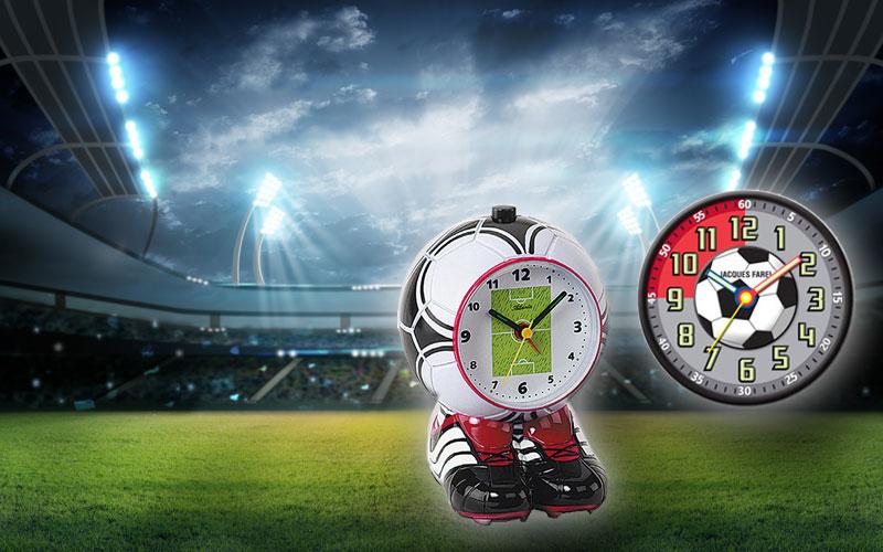 Fußballuhren passend zur Weltmeisterschaft
