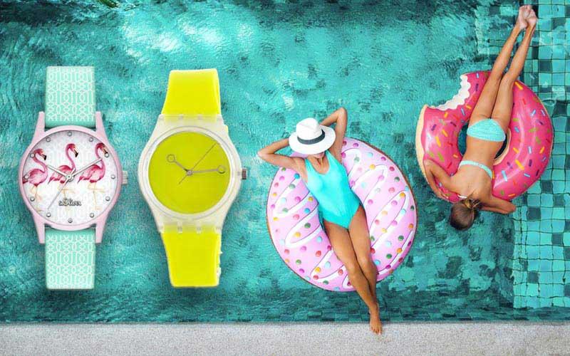 Sommeruhren unter 50 Euro bestellen!