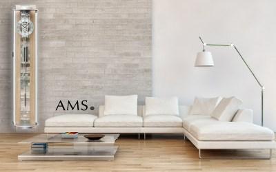 Regulateur in Steinoptik AMS 2724