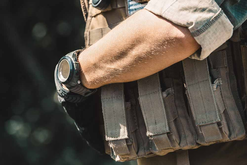 Armbanduhren Militäruhren