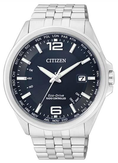 Citizen CB0010-88L Funk-Solaruhr