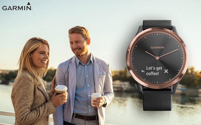 Die Smartwatch Garmin 010-01850-06