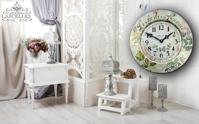 Roger Lascelles TIN/Herbes im Vintage und Shabby-Chic-Look