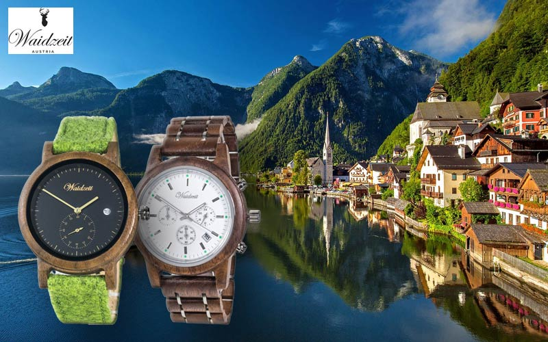 Waidzeit – Eine neue Holzuhren Marke