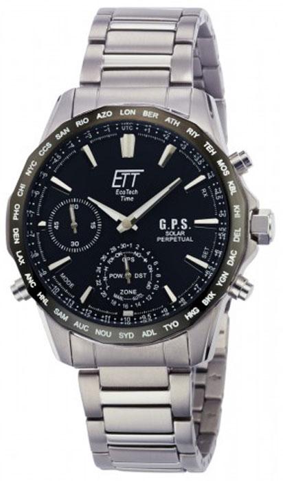 GPS-Armbanduhren Eco Tech Time EGT-11363-60M