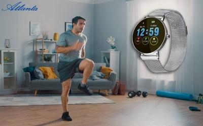 Unsere Atlanta 9707/19 Smartwatch