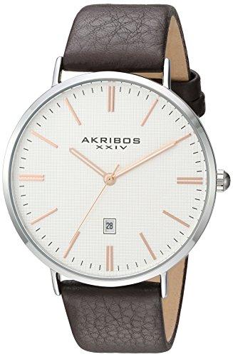 Akribos XXIV Herren-Armbanduhr AK935SSRG