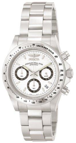Invicta Unisex-Armbanduhr Quarz Chronograph 9211