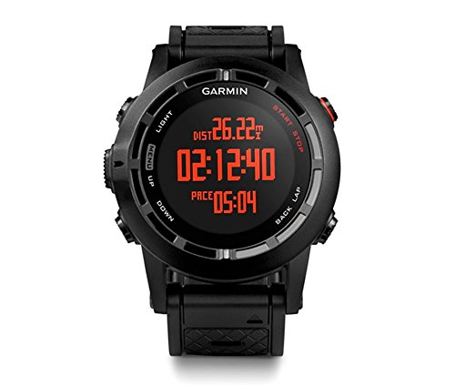 Garmin fenix 2 GPS-Multisportuhr mit Live Tracking und Smartphone Benachrichtigungen