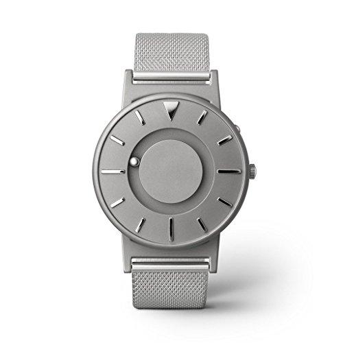 eone BRADLEY CLASSIC Unisex Uhr - Edelstahl MESH Armband
