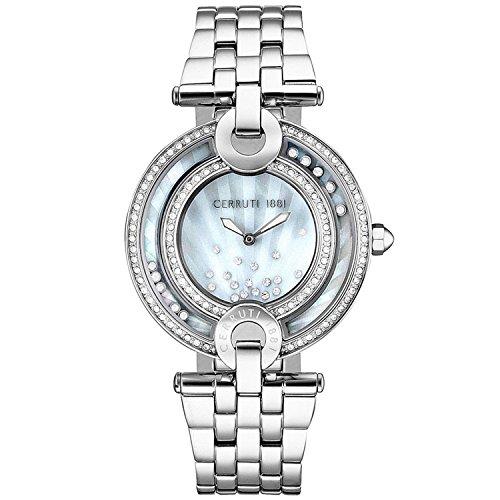 CERRUTI Damen-Armbanduhr CRM054SN28MS