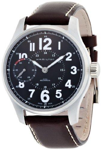 Hamilton Herren-Armbanduhr Khaki Mechanical H69619533