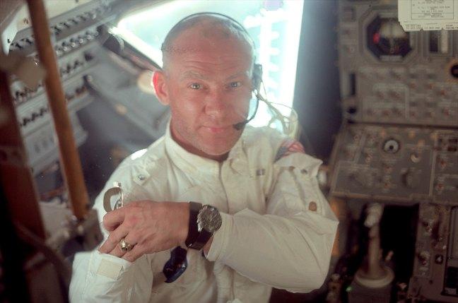 Speedmaster von Buzz Aldrin