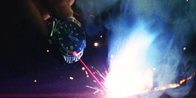 Omega Seamaster Laser Uhr