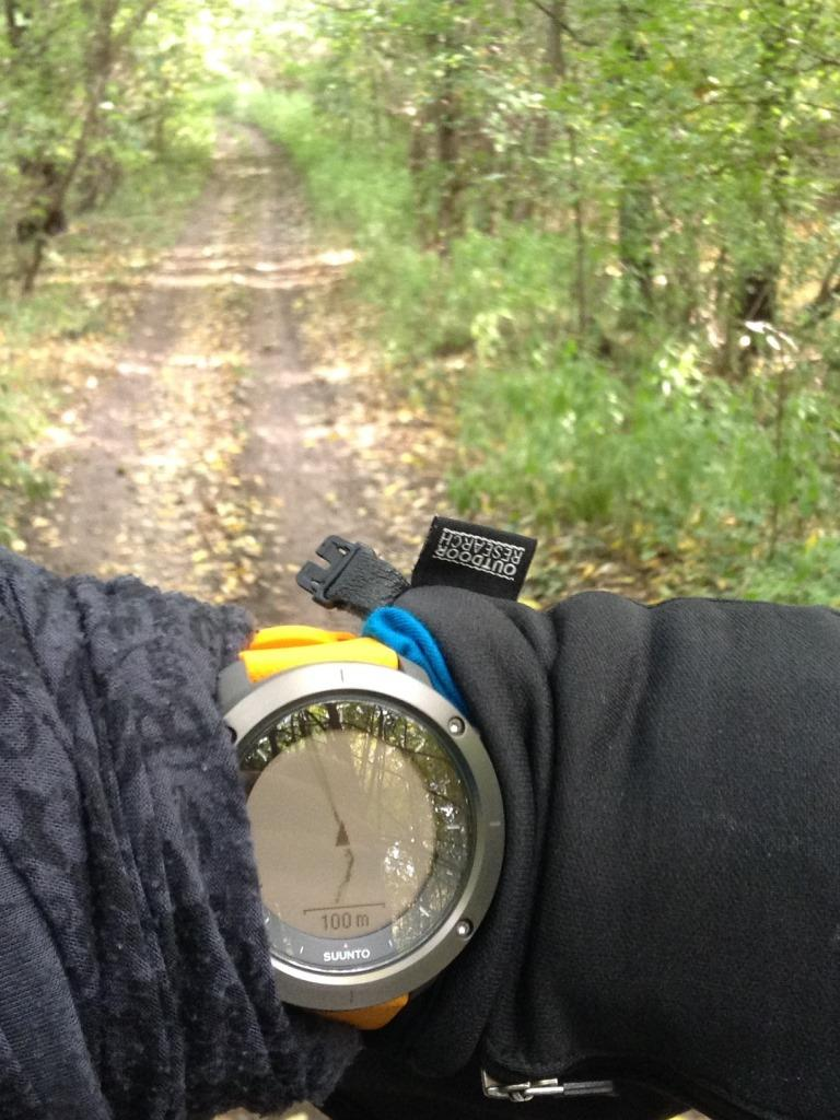 Adventuring With The Suunto Traverse Review And Manual Time Black Outdoor Watches Gps Glonass In Use