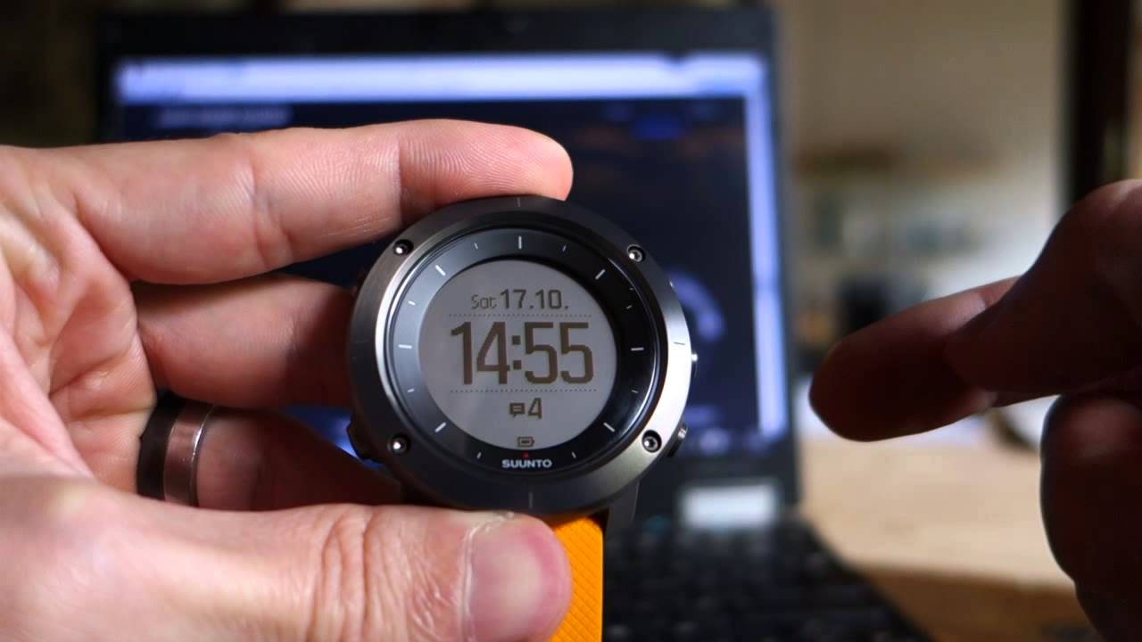 Adventuring With The Suunto Traverse Review And Manual Time Black Outdoor Watches Gps Glonass Tours
