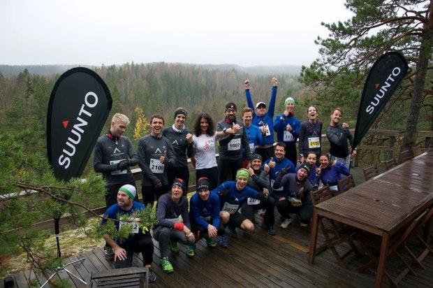 Suunto Summit Participants. Photo: Suunto