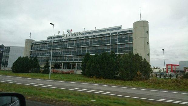Suunto HQ, Vantaa. Photo: Gerald Zhang-Schmidt