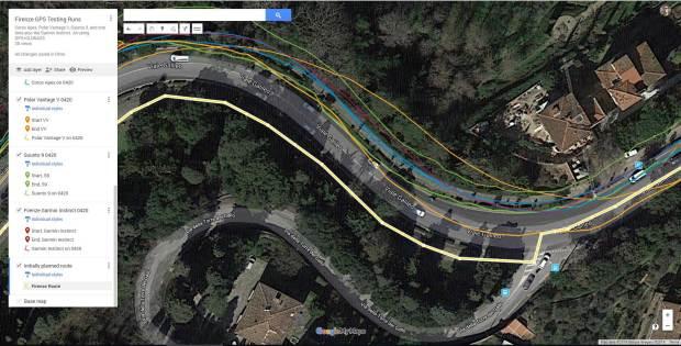 Routenplanung mit Hindernissen - oder jedenfalls auf der falschen Strassenseite