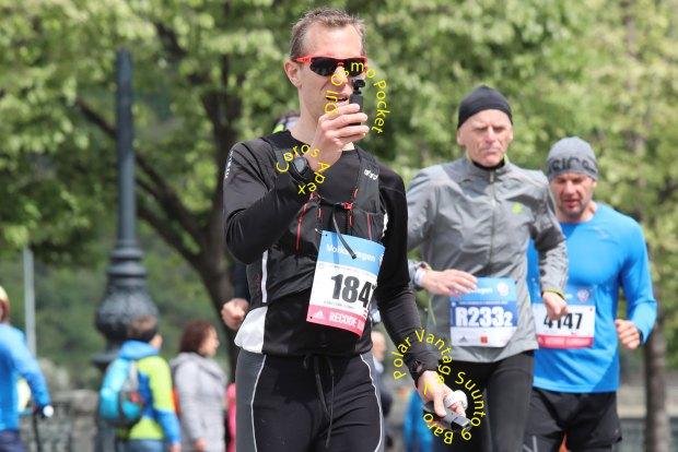 Die Technologie beim Prag-Marathon
