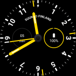 Suunto 7 Marine Watchface
