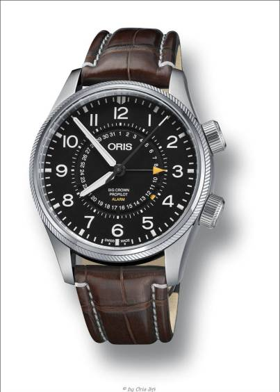 Oris > Big Crown ProPilot Alarm Limited Edition > Ref.-Nr. 01 910 7745 4084 LS