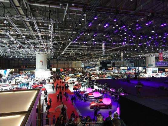 87. Internationaler Auto Salon