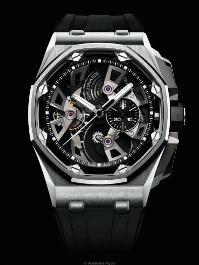 Audemars Piguet > Royal Oak Offshore Tourbillon > Referenz:26421ST.OO.A002CA.01