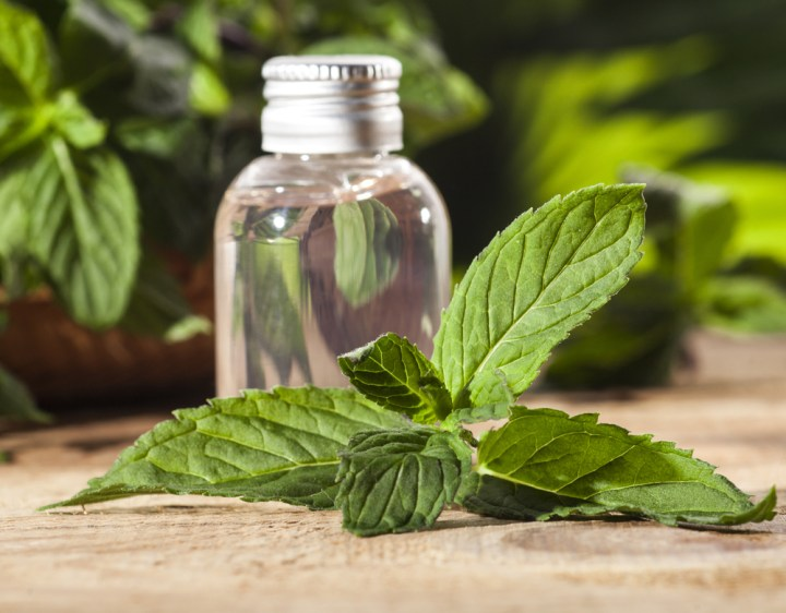 organic rectified peppermint oil