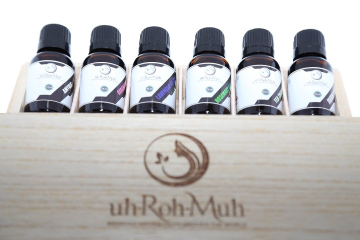 popular essential oil gift pack