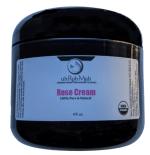 Organic rose cream