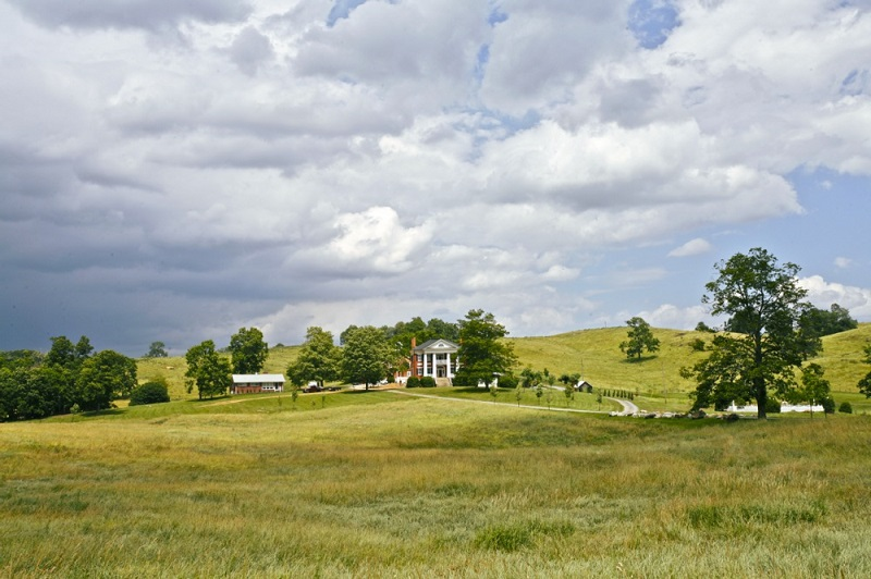 Monroe County West Virginias Agricultural Heart by