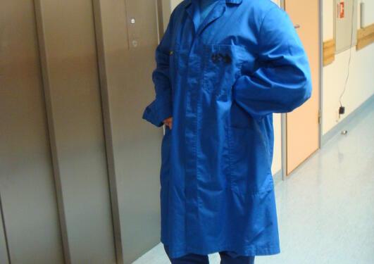 Laboratory Animal Veterinarian