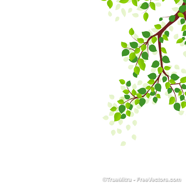 tree branches free vectors